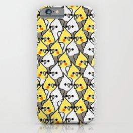 Too Many Birds! - lovebrd iPhone Case