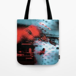 Ex Machina #3 Tote Bag