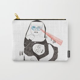 Fighting Nuns Carry-All Pouch