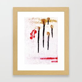 Haiku 2 Framed Art Print