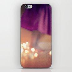 The magic hour iPhone & iPod Skin