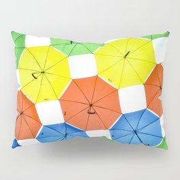 umbrellas 1.0 Pillow Sham