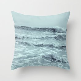 CR(w)AVE Throw Pillow