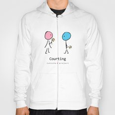COURTING by ISHISHA PROJECT Hoody