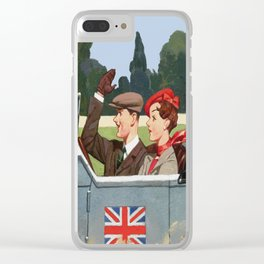 Country Weekend Clear iPhone Case