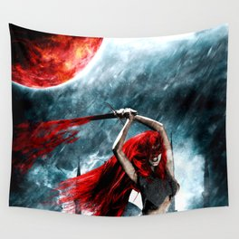 Red Sonja Wall Tapestry