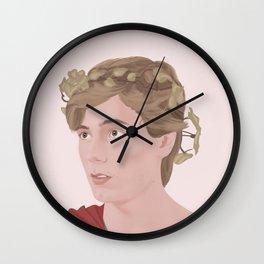 Skam | Isak Valtersen #3 Wall Clock