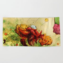 Bets coming Beach Towel