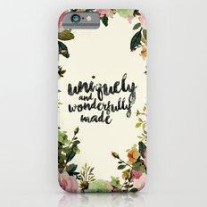 Wonderfully Made iPhone 6 Slim Case