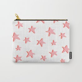 Stars Double Carry-All Pouch