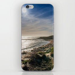 Sunstar at Ano Nuevo State Reserve California iPhone Skin