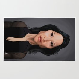 Celebrity Sunday - Lucy Liu Rug