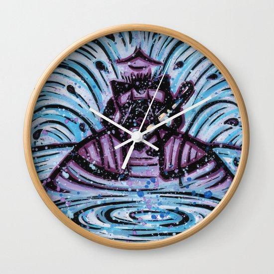 Orixás - Nanã Wall Clock