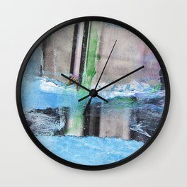SiestaKeySalt Wall Clock