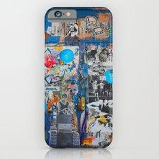 Graffiti Door NYC iPhone 6s Slim Case
