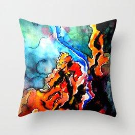 My Celestial Universe Throw Pillow
