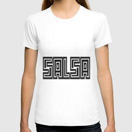 Salsa Engrave Bevel T-shirt