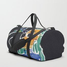 Hummingbird Bitch Duffle Bag