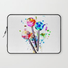 Lollipops Laptop Sleeve