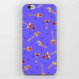 Sailor Moon Wands iPhone Skin