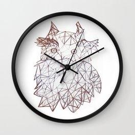 schnauzer  Wall Clock