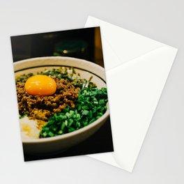 Taiwanese Maze-soba Stationery Cards