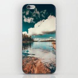 Belle Svezia iPhone Skin