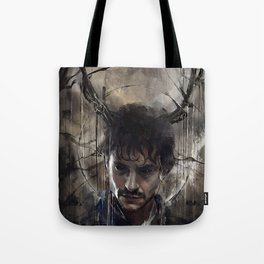 Wendigo Will Tote Bag