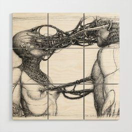 Synchronisation 2016-05-08 Wood Wall Art