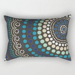 Aboriginal Pattern No. 4 Rectangular Pillow