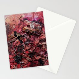 Mix Tape 1 Stationery Cards