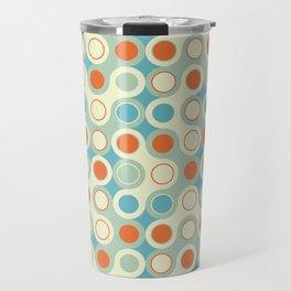 Circle abstract | 01 Travel Mug