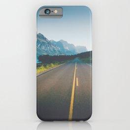 Saint Mary Highway iPhone Case