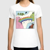 lsd T-shirts featuring LSD by My Big Fat Brand