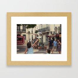 POP! Framed Art Print