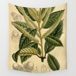 Quercus densiflora Wall Tapestry
