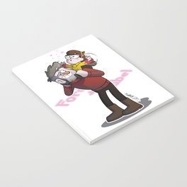 Ford and Mabel Notebook
