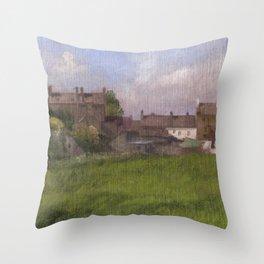 Dunkineely, Ireland Throw Pillow
