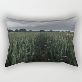 Never Rectangular Pillow