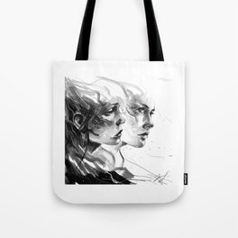 Extrusion  Tote Bag
