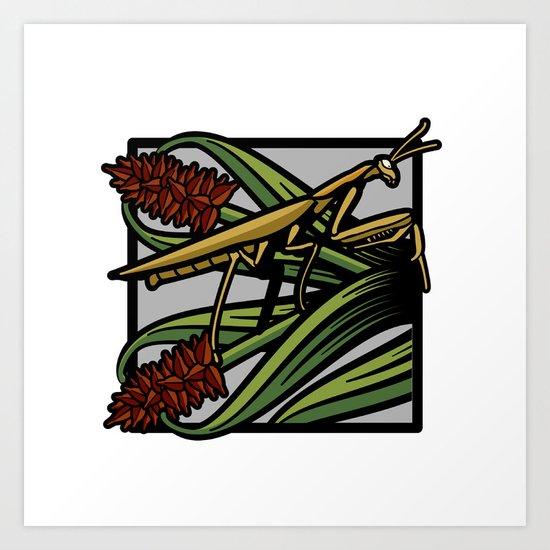 Flora & Fauna III Art Print