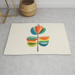 Whimsical Bloom Rug