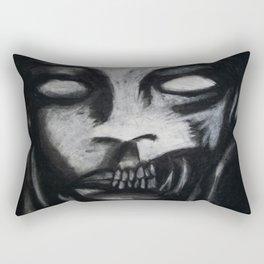 Cannibal Assasin Rectangular Pillow