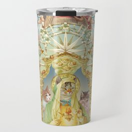 Holy cats! Travel Mug