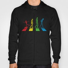 Stray Dog Strut Hoody