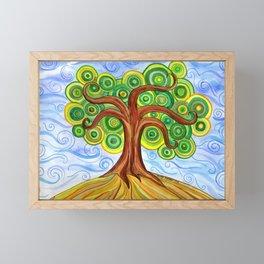 New Growth Framed Mini Art Print