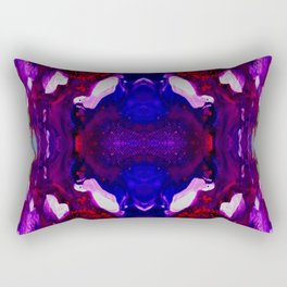 Diffusion Rectangular Pillow