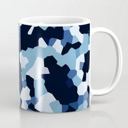 Pix Camo Shades of Blue Coffee Mug