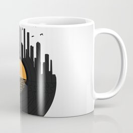 Vinyl City Coffee Mug