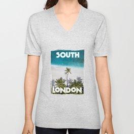 South London Unisex V-Neck